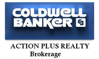 Gail Simmons – Coldwell Banker Action Realty Logo